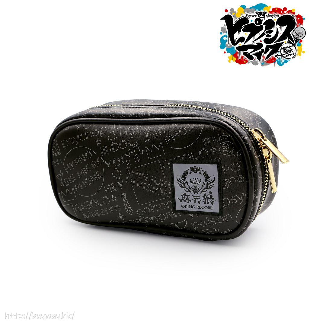 催眠麥克風 -Division Rap Battle- 「麻天狼」化妝袋 Matenrou Makeup Pouch【Hypnosismic】