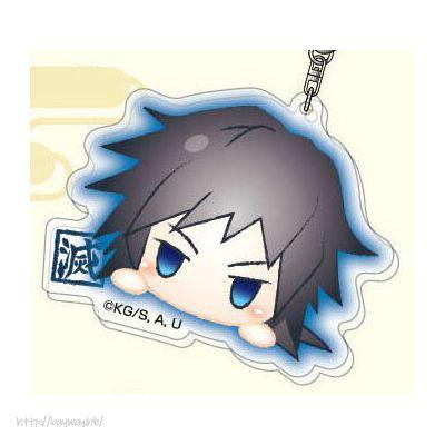 鬼滅之刃 「富岡義勇」團子風格 亞克力匙扣 Acrylic Key Chain Odango Series 05 Giyu AK【Demon Slayer: Kimetsu no Yaiba】