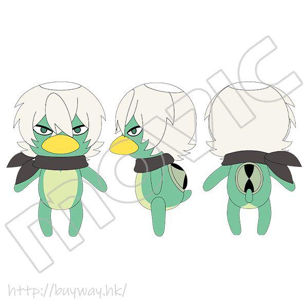 皿三昧 「新星玲央」河童公仔 Stuffed Toy Reo Niiboshi Kappa Ver.【Sarazanmai】