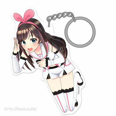 虛擬偶像 「絆愛」亞克力吊起匙扣 Acrylic Pinched Keychain Kizuna AI【Virtual YouTuber】
