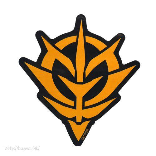 機動戰士高達系列 「自護公國」標誌 防水貼紙 Zeon Waterproof Sticker【Mobile Suit Gundam Series】