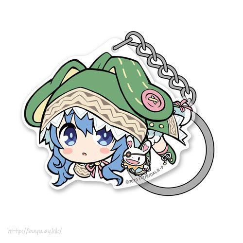 約會大作戰 「四糸乃」亞克力吊起匙扣 Yoshino Acrylic Pinched Keychain【Date A Live】