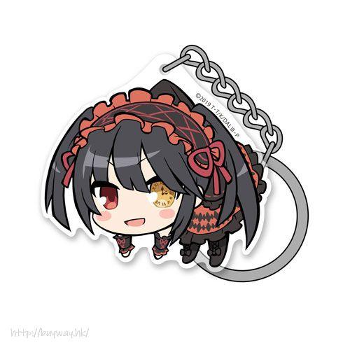 約會大作戰 「時崎狂三」亞克力吊起匙扣 Kurumi Tokisaki Acrylic Pinched Keychain【Date A Live】