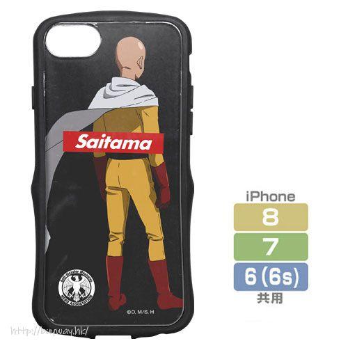 一拳超人 「埼玉」iPhone [6, 7, 8] 手機殼 Saitama TPU Bumper iPhone Case [For 6, 7, 8]【One-Punch Man】