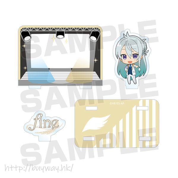 合奏明星 「日日樹涉」亞克力留言企牌 Acrylic Memo Stand Wataru Hibiki【Ensemble Stars!】