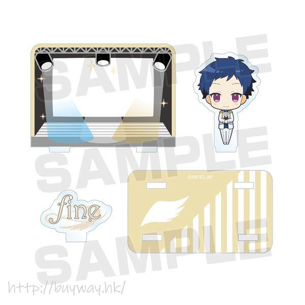 合奏明星 「伏見弓弦」亞克力留言企牌 Acrylic Memo Stand Yuzuru Fushimi【Ensemble Stars!】