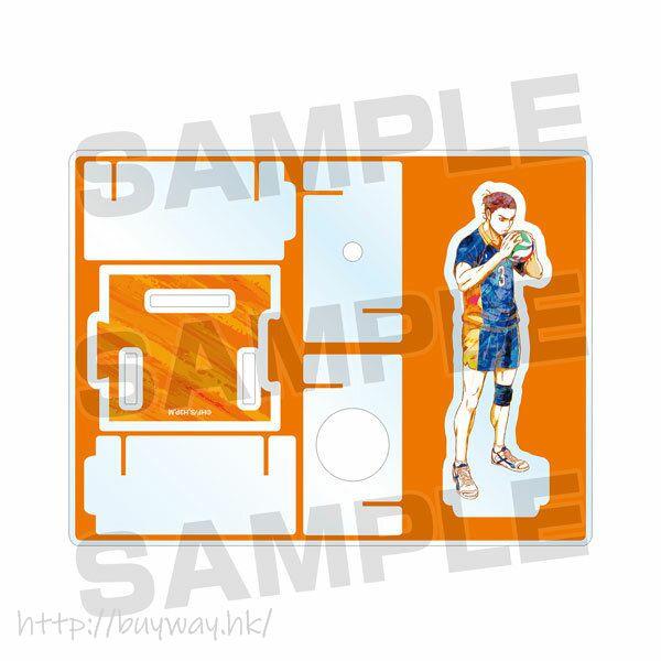 排球少年!! 「東峰旭」Ani-Art 亞克力筆架 Asahi Azumane Ani-Art Acrylic Pen Stand【Haikyu!!】