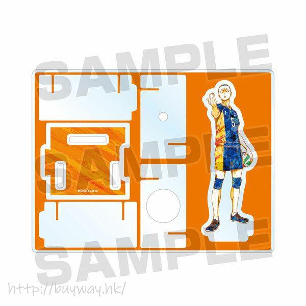 排球少年!! 「田中龍之介」Ani-Art 亞克力筆架 Ryunosuke Tanaka Ani-Art Acrylic Pen Stand【Haikyu!!】