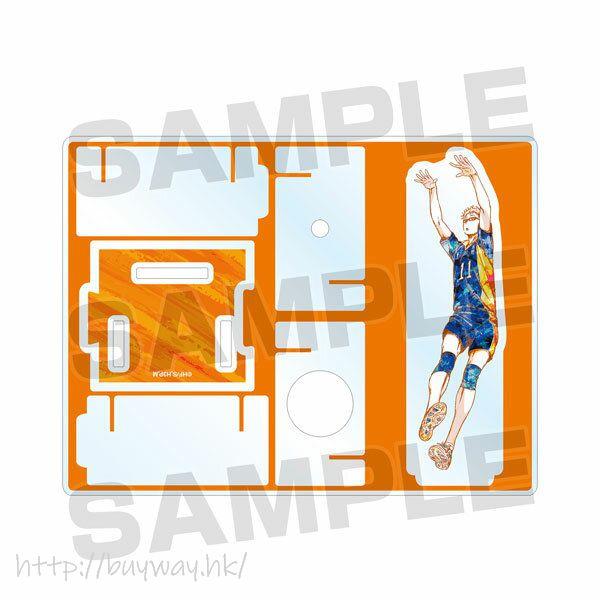 排球少年!! 「月島螢」Ani-Art 亞克力筆架 Kei Tsukishima Ani-Art Acrylic Pen Stand【Haikyu!!】