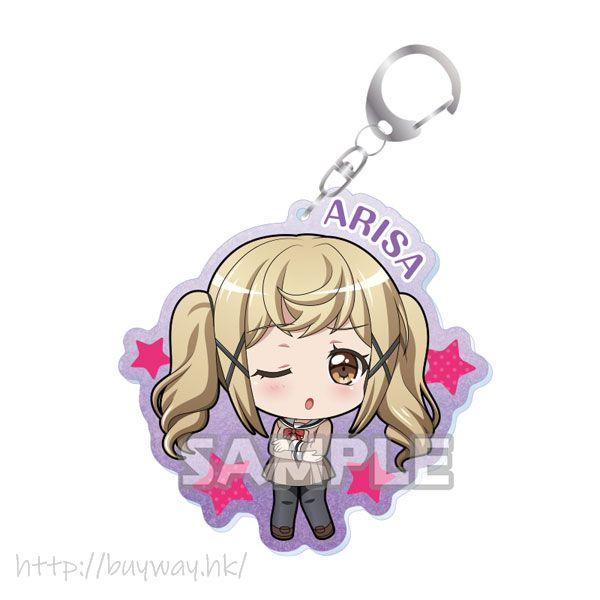 BanG Dream! 「市谷有咲」校服 Ver. 亞克力匙扣 Kiratto Acrylic Keychain Uniform ver. Arisa Ichigaya【BanG Dream!】
