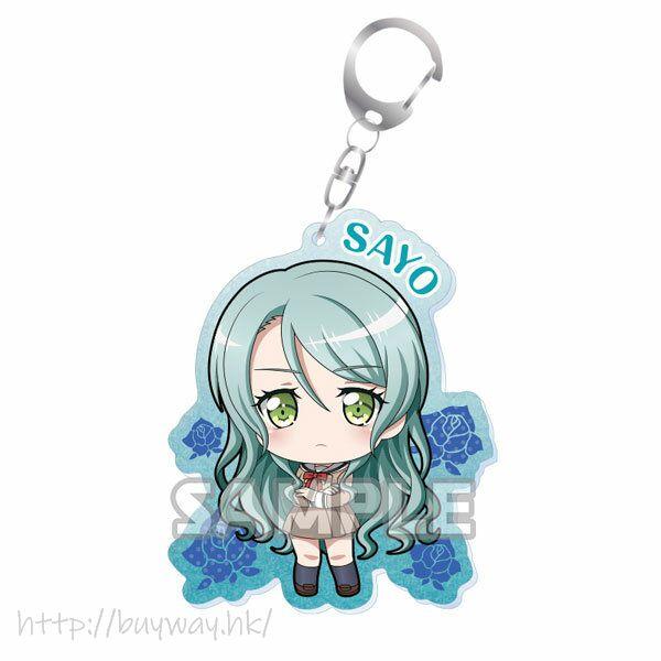 BanG Dream! 「冰川紗夜」校服 Ver. 亞克力匙扣 Kiratto Acrylic Keychain Uniform ver. Sayo Hikawa【BanG Dream!】