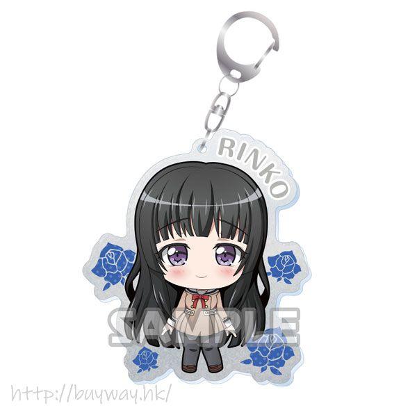 BanG Dream! 「白金燐子」校服 Ver. 亞克力匙扣 Kiratto Acrylic Keychain Uniform ver. Rinko Shirokane【BanG Dream!】