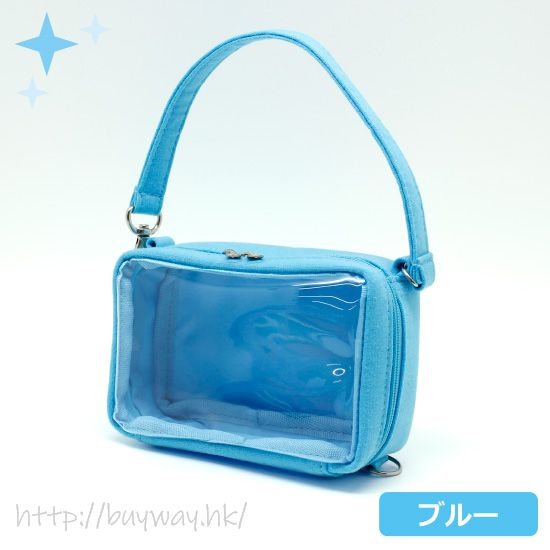 周邊配件 王子 / 公主郊遊睡袋 - 藍色 (S Size) Mini Nui Pouch Blue (S Size)【Boutique Accessories】