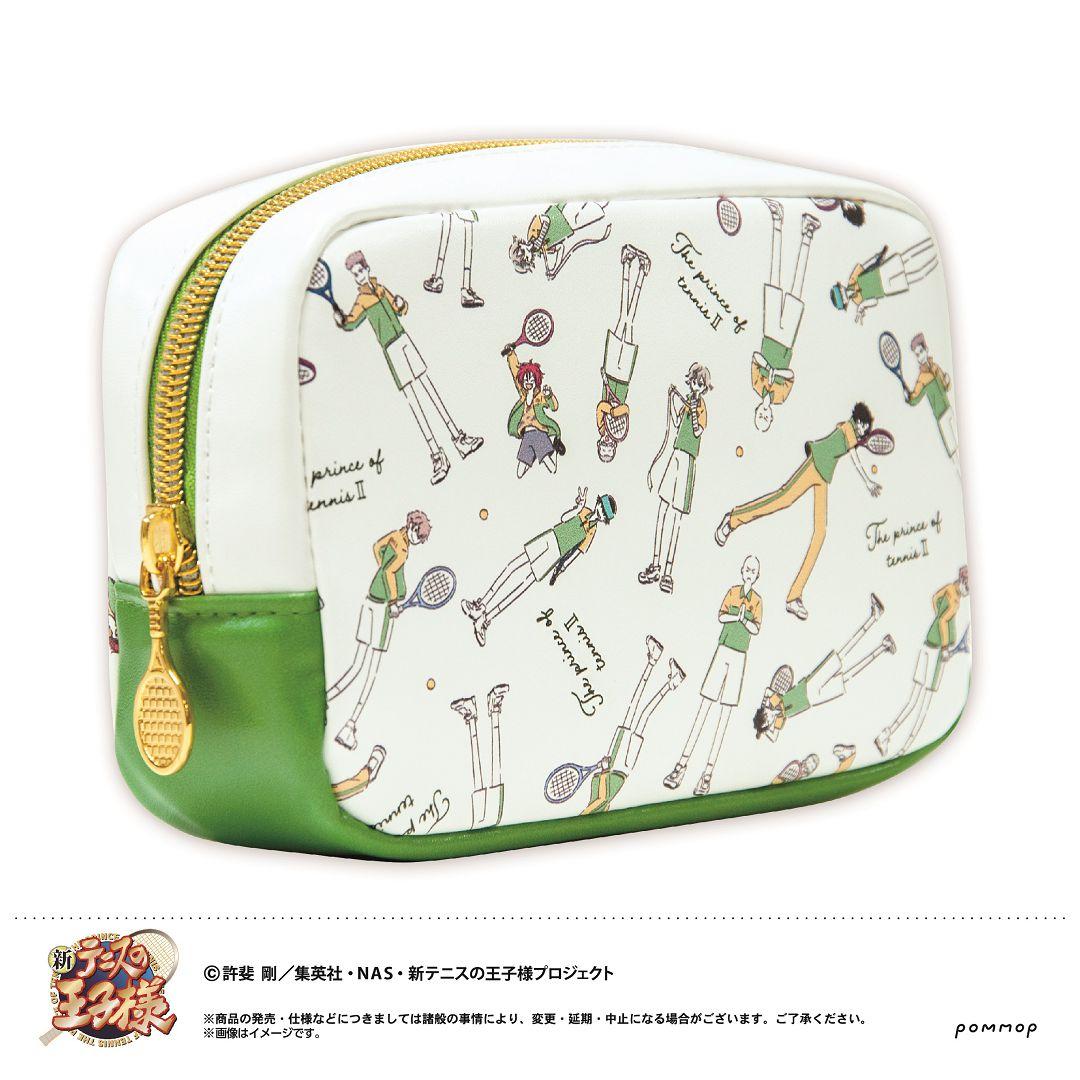網球王子系列 「四天寶寺中學」Yuru Style 小物袋