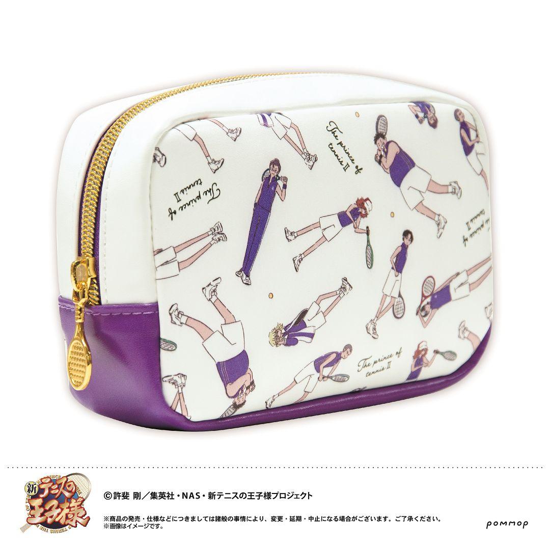 網球王子系列 「比嘉國中」Yuru Style 小物袋