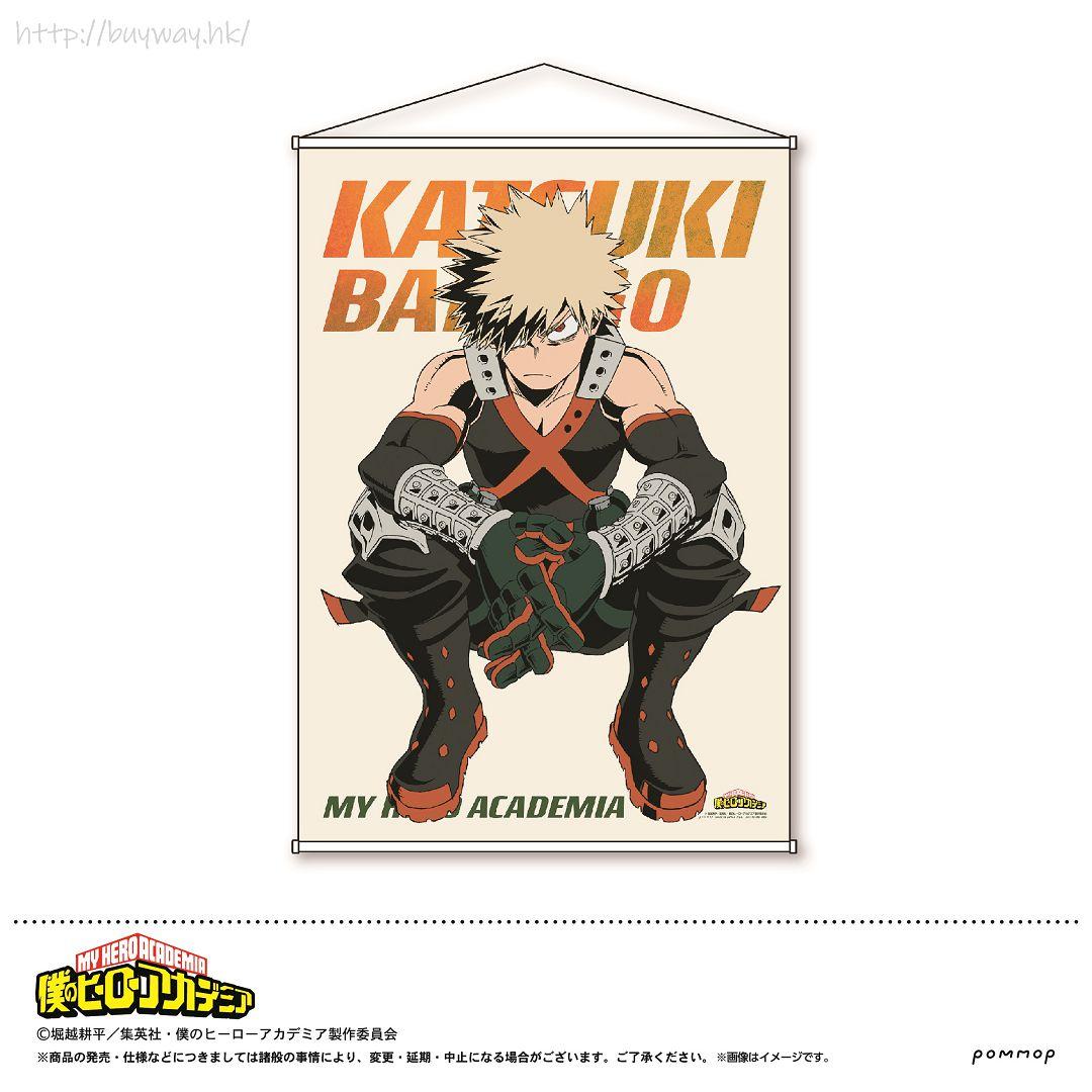 我的英雄學院 「爆豪勝己」B2 掛布 Big Tapestry B Bakugo Katsuki【My Hero Academia】