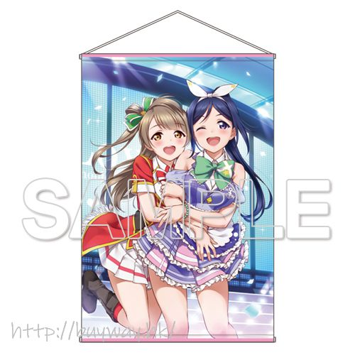 LoveLive! 明星學生妹 「南小鳥 + 松浦果南」B1 掛布 B1 Tapestry Kotori & Kanan【Love Live! School Idol Project】