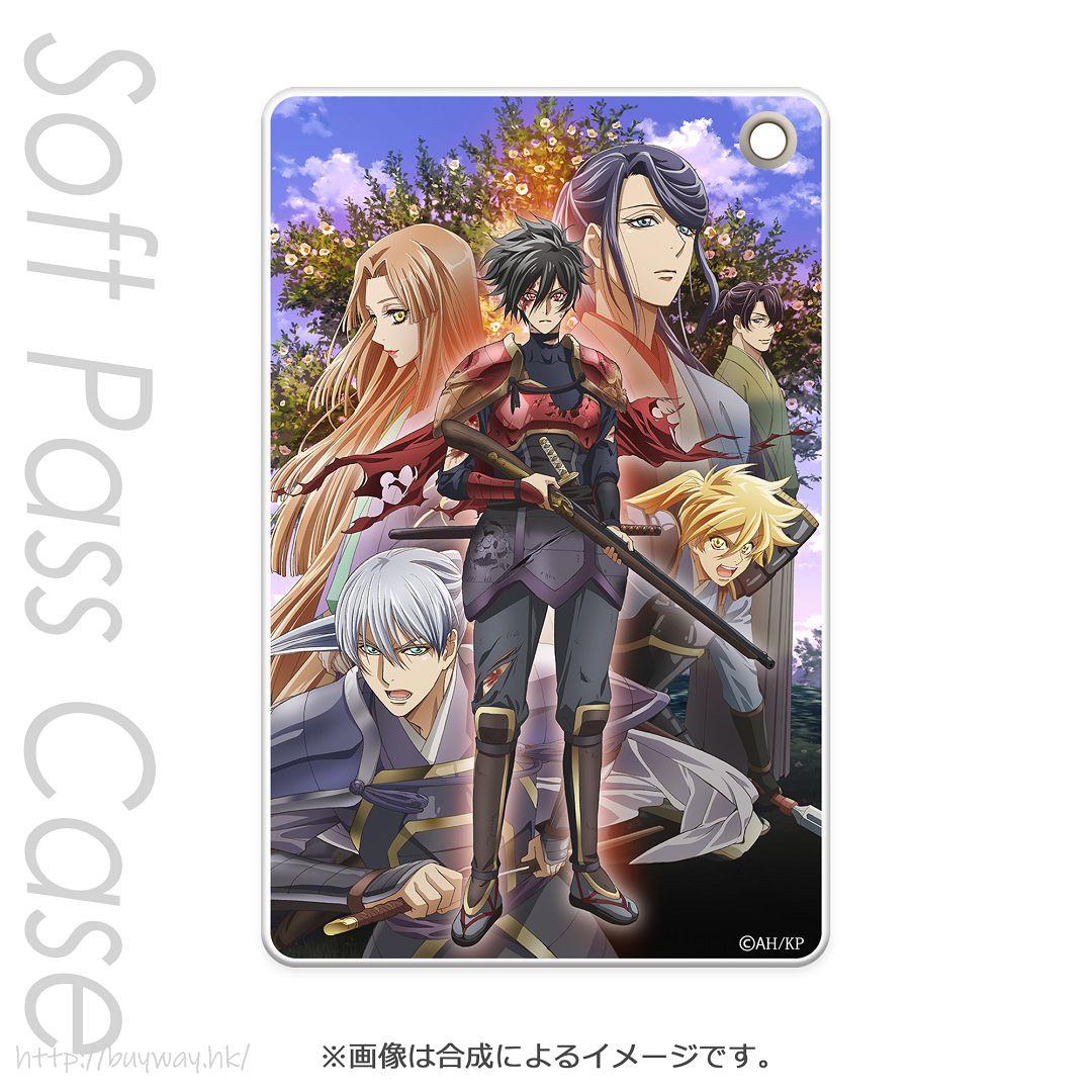 胡蝶綺 ~少年信長~ 主視覺 軟質證件套 Slim Soft Pass Case Key Visual【Kochoki -Young Nobunaga-】