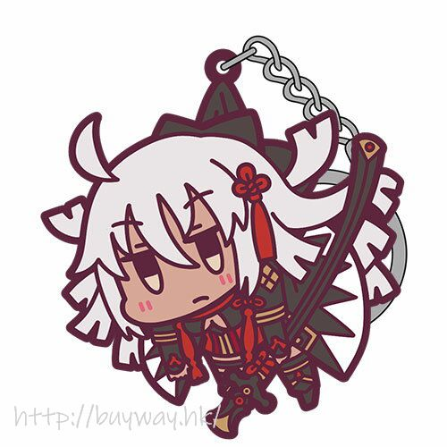 Fate系列 「Sakura Saber (Okita Souji 沖田總司)」(Alter) 吊起匙扣 Alter Ego/Souji Okita [Alter] Pinched Keychain【Fate Series】