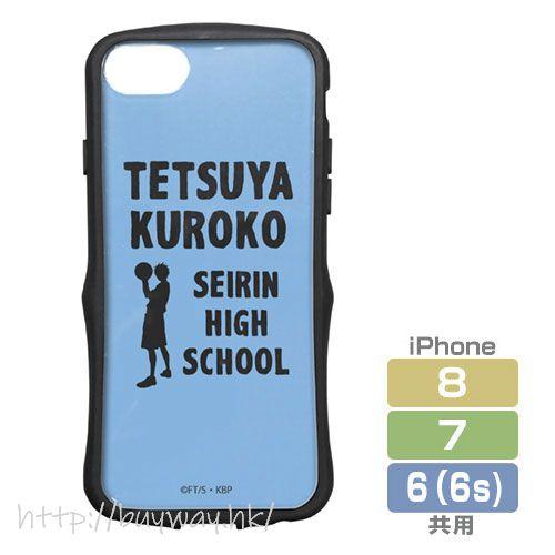 黑子的籃球 「黑子哲也」耐用 TPU iPhone [6, 7, 8] 手機殼 Tetsuya Kuroko TPU Bumper iPhone Case [6, 7, 8]【Kuroko's Basketball】