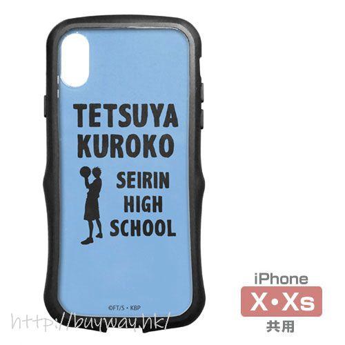 黑子的籃球 「黑子哲也」耐用 TPU iPhone [X, Xs] 手機殼 Tetsuya Kuroko TPU Bumper iPhone Case [X, Xs]【Kuroko's Basketball】