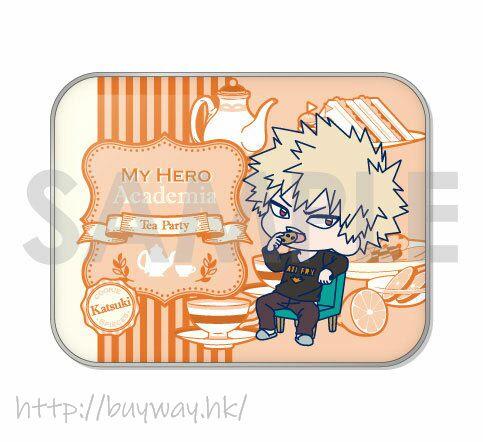 我的英雄學院 「爆豪勝己」~茶會~ 罐裝曲奇 Cookie with Can Case -Tea Party- B Bakugo Katsuki【My Hero Academia】