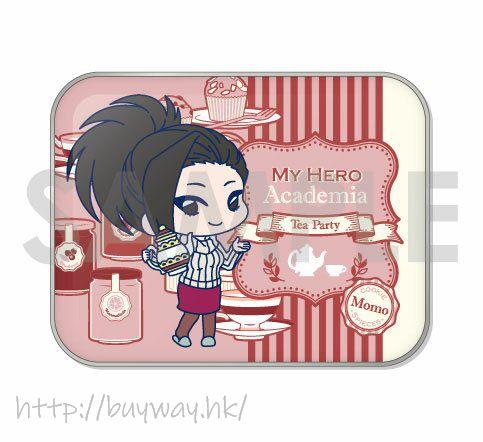 我的英雄學院 「八百萬百」~茶會~ 罐裝曲奇 Cookie with Can Case -Tea Party- F Yaoyorozu Momo【My Hero Academia】