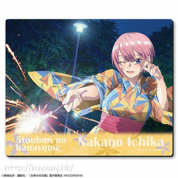 五等分的新娘 「中野一花」B 款 橡膠滑鼠墊 Rubber Mouse Pad Design 07 (Ichika Nakano /B)【The Quintessential Quintuplets】