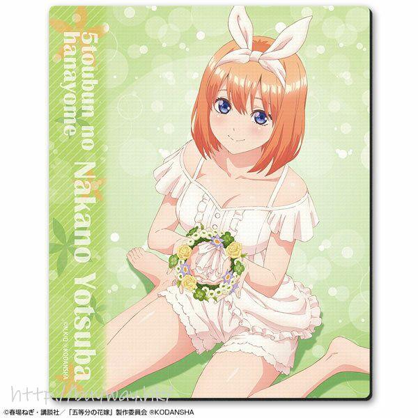 五等分的新娘 「中野四葉」B 款 橡膠滑鼠墊 Rubber Mouse Pad Design 10 (Yotsuba Nakano /B)【The Quintessential Quintuplets】