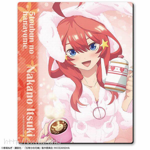 五等分的新娘 「中野五月」B 款 橡膠滑鼠墊 Rubber Mouse Pad Design 11 (Itsuki Nakano /B)【The Quintessential Quintuplets】
