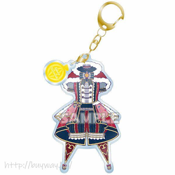 BanG Dream! 「弦卷心」服裝 亞克力匙扣 Costume Acrylic Keychain Kokoro Tsurumaki【BanG Dream!】