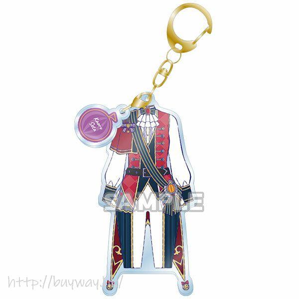 BanG Dream! 「瀨田薰」服裝 亞克力匙扣 Costume Acrylic Keychain Kaoru Seta【BanG Dream!】