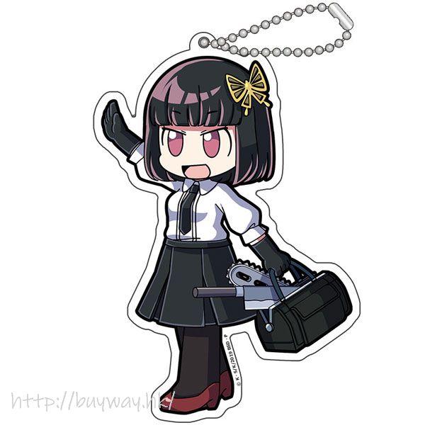 文豪 Stray Dogs 「與謝野晶子」擊掌 亞克力匙扣 Hi Touch Acrylic Key Chain Yosano Akiko【Bungo Stray Dogs】