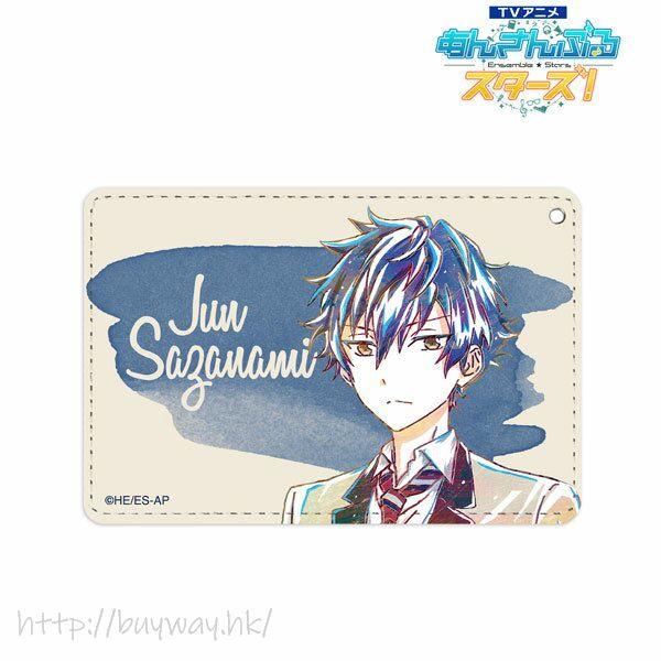 合奏明星 「漣ジュン」動畫 Ver. Ani-Art 證件套 TV Anime Jun Sazanami Ani-Art 1-Pocket Pass Case【Ensemble Stars!】