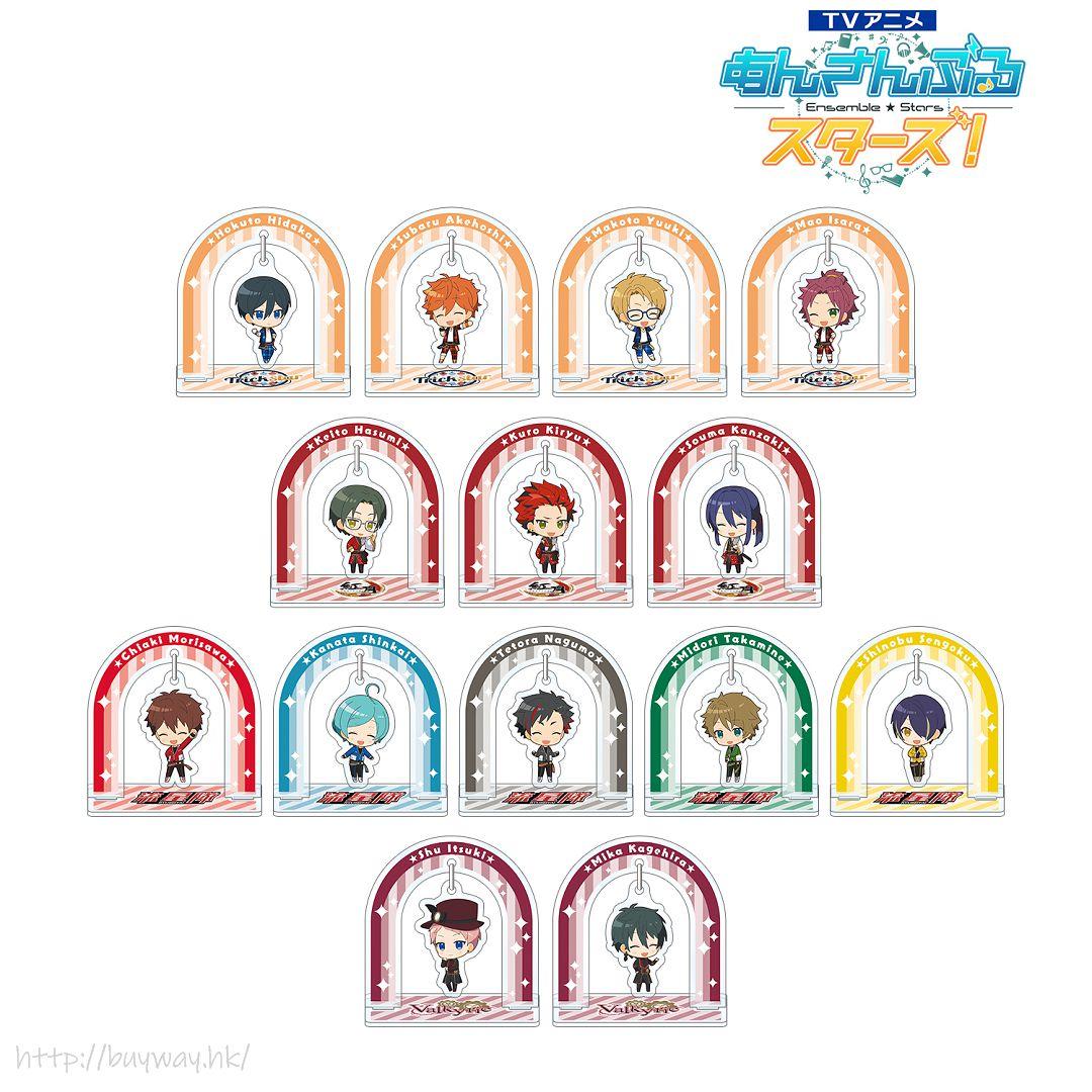 合奏明星 搖呀搖 亞克力企牌 動畫 Ver. Box A (14 個入) TV Animation Yurayura Acrylic Stand Ver. A (14 Pieces)【Ensemble Stars!】