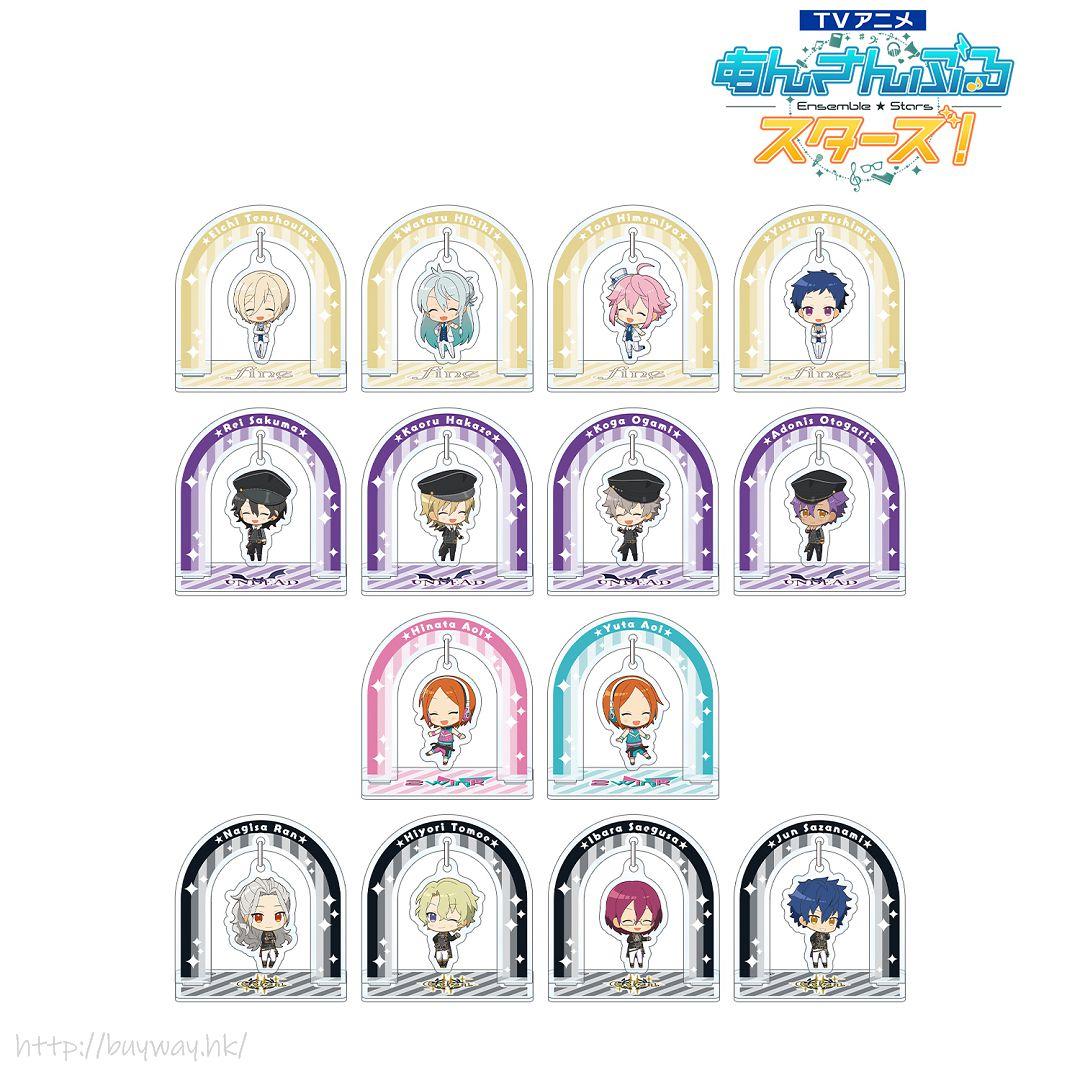 合奏明星 搖呀搖 亞克力企牌 動畫 Ver. Box C (14 個入) TV Animation Yurayura Acrylic Stand Ver. C (14 Pieces)【Ensemble Stars!】