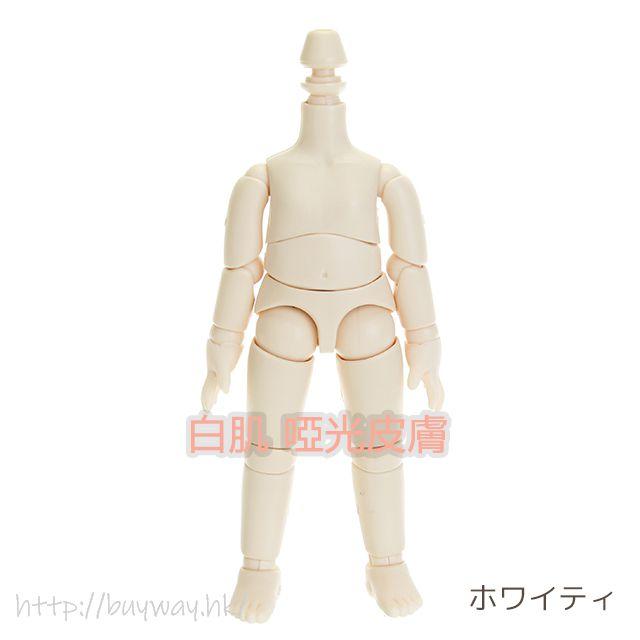 周邊配件 Ob11 可動素體 白肌 啞光皮膚 Obitsu Body 11cm (Whity) Matte Skin Type【Boutique Accessories】