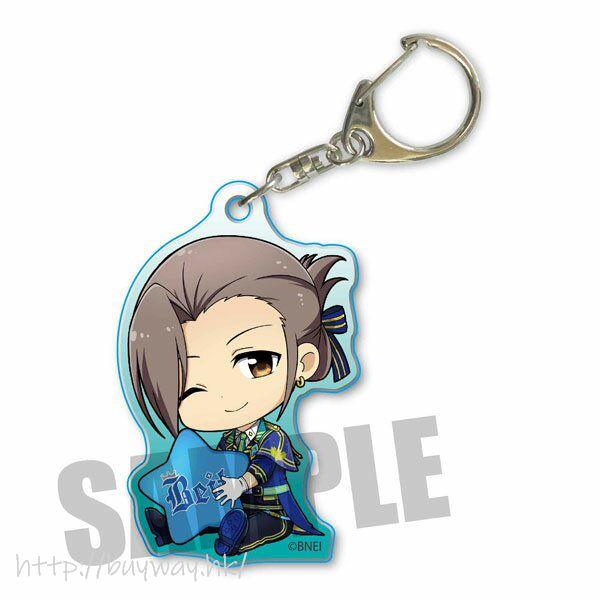 偶像大師 SideM 「渡辺みのり」抱著星星 亞克力匙扣 Part.3 GyuGyutto Acrylic Key Chain Part 3 Watanabe Minori【The Idolm@ster SideM】