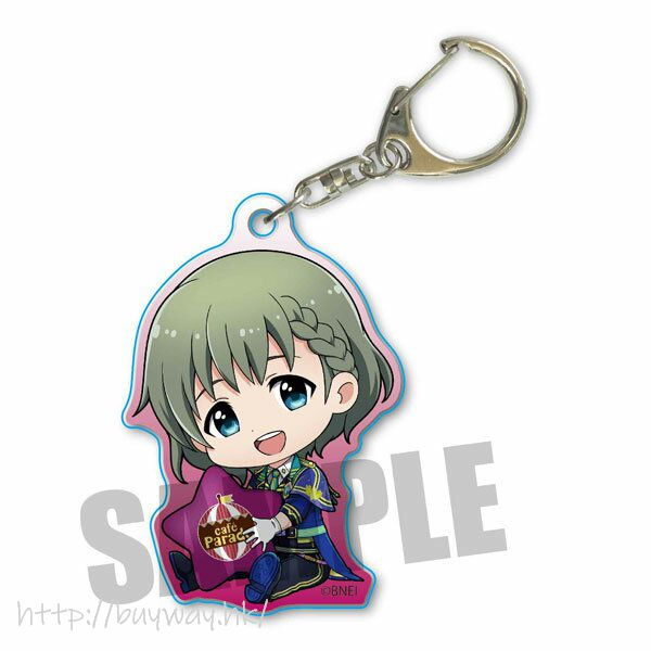 偶像大師 SideM 「卯月卷緒」抱著星星 亞克力匙扣 Part.3 GyuGyutto Acrylic Key Chain Part 3 Uzuki Makio【The Idolm@ster SideM】