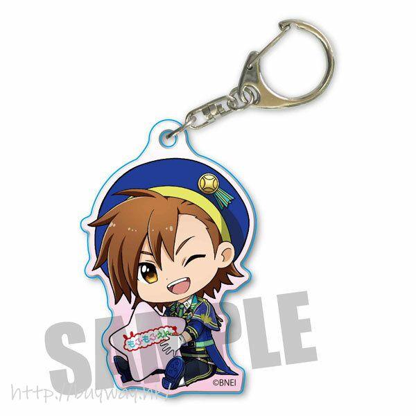 偶像大師 SideM 「橘志狼」抱著星星 亞克力匙扣 Part.3 GyuGyutto Acrylic Key Chain Part 3 Tachibana Shiro【The Idolm@ster SideM】