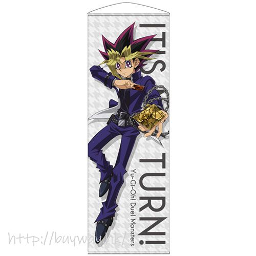 遊戲王 「武藤遊戲」150cm 掛布 Yugi Muto 150cm Wall Scroll【Yu-Gi-Oh!】