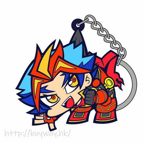 遊戲王 「穂村尊」吊起匙扣 Soulburner Pinched Keychain【Yu-Gi-Oh!】