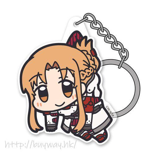 刀劍神域系列 「亞絲娜」GGO Ver. 亞克力吊起匙扣 Asuna GGO Ver. Acrylic Pinched Keychain【Sword Art Online Series】