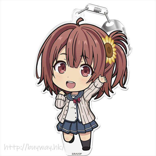 喜歡本大爺的竟然就妳一個? 「日向葵」ぷにこれ!匙扣 (付台座) PuniColle! Keychain (w/Stand) Aoi Hinata【Oresuki】