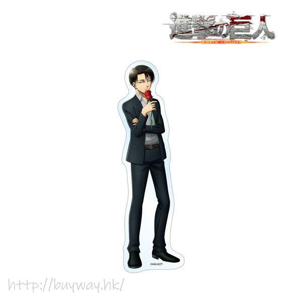 進擊的巨人 「里維」Flower Store in 新宿 貼紙 New Illustration Levi Sticker【Attack on Titan】