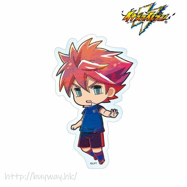 閃電十一人 「野坂悠馬」Ani-Art 貼紙 Yuuma Nosaka Deformed Ani-Art Sticker【Inazuma Eleven】