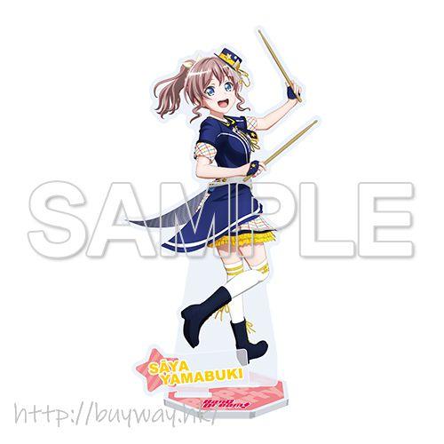 BanG Dream! 「山吹沙綾」Poppin'Party 亞克力企牌 Poppin'Party Acrylic Figure Ver. Yamabuki Saya【BanG Dream!】