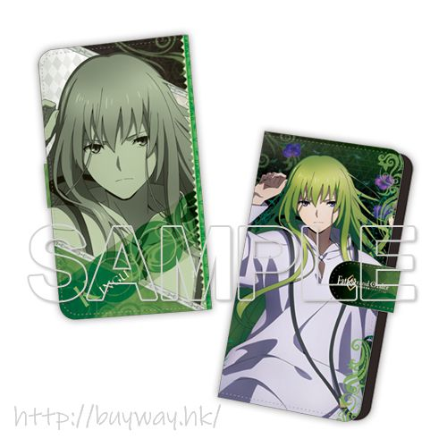 Fate系列 「金固」筆記本型手機套 Fate/Grand Order -Absolute Demonic Battlefront: Babylonia- Kingu Book Type Smartphone Case【Fate Series】