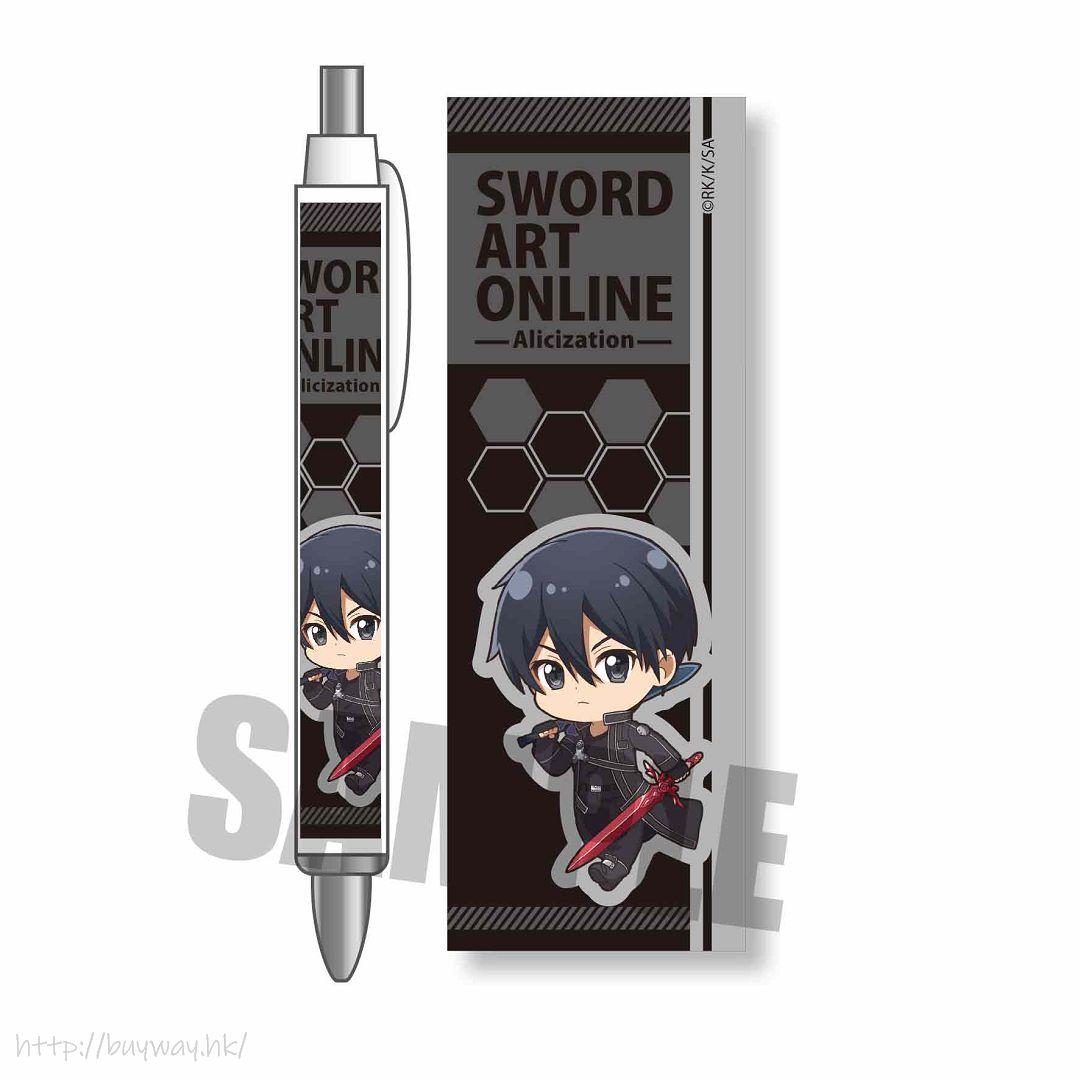 刀劍神域系列 「桐谷和人」起行 原子筆 TEKUTOKO Ballpoint Pen Kirito【Sword Art Online Series】