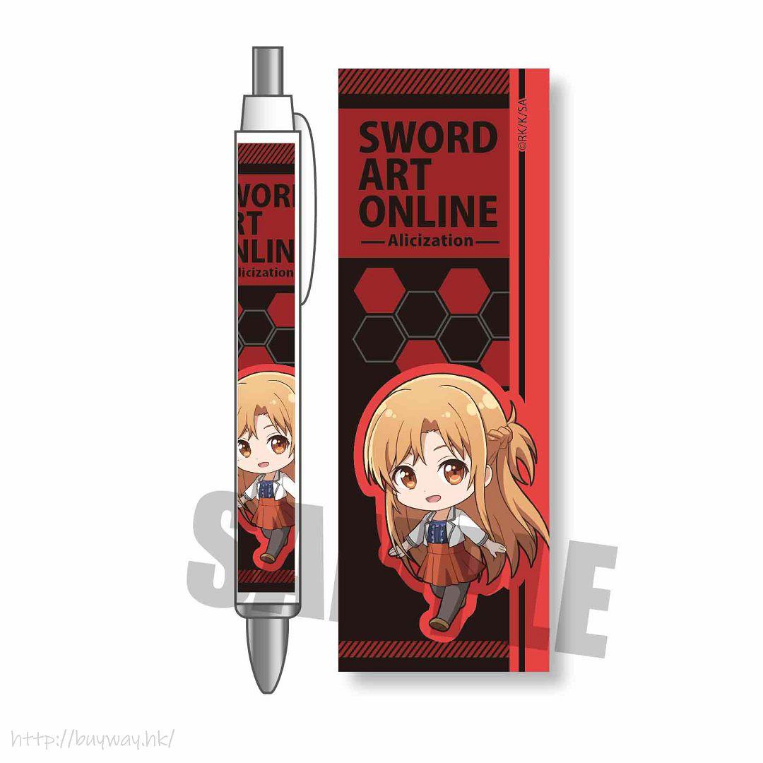 刀劍神域系列 「亞絲娜」起行 原子筆 TEKUTOKO Ballpoint Pen Yuki Asuna【Sword Art Online Series】
